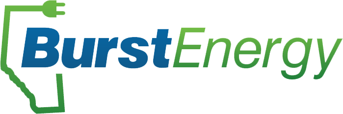 Burst Energy logo